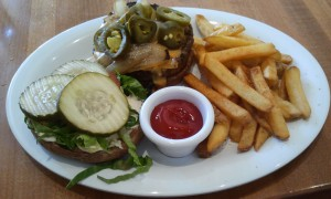VG-Cheeseburger