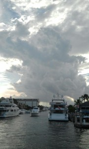 Storm Clouds Gathering. Click photo for full size.