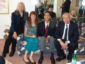 Femma Lo, Jeri, Tim, and Gerald Lo. Click photo for full size.
