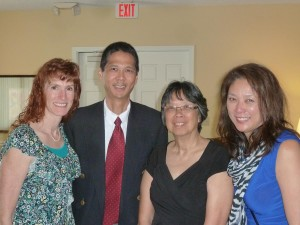 Jeri, Tim, Vivian, and Mavis. Click photo for full size.