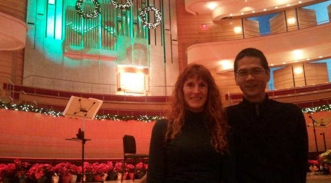 Holiday Organ Spectacular 2014