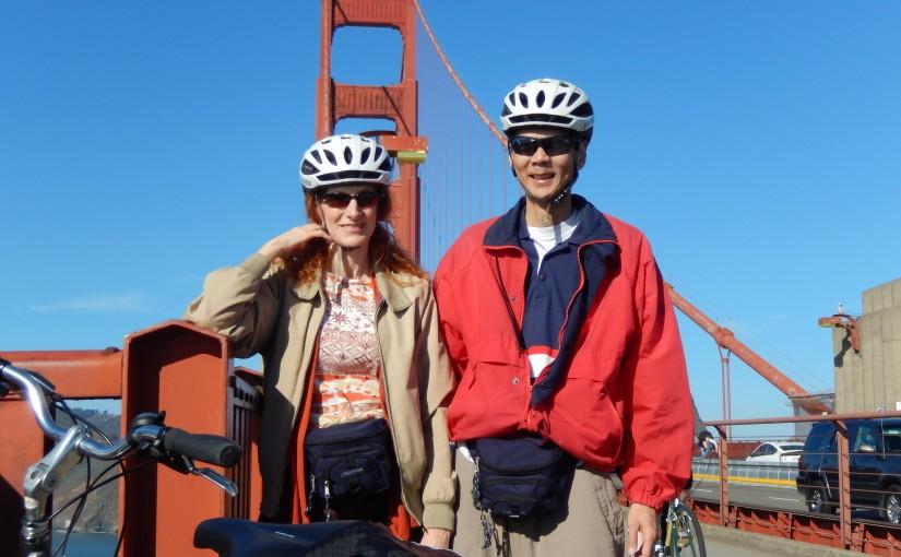 San Francisco Day 2 – The Bike Ride